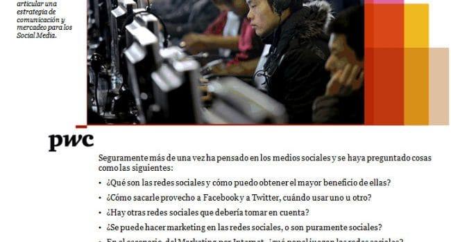 Introducción a la estrategia para los Social Media (Panamá)