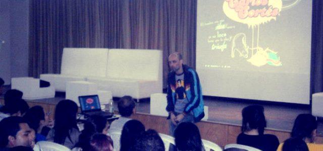 Balance presencia Carlos Cortés en Unidades Tecnológicas de Santander (Bucaramanga)