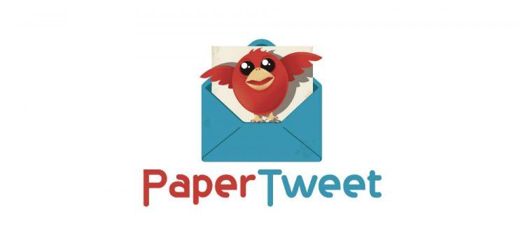 PaperTweet