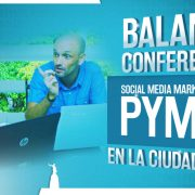 Balance Conferencia Social Media Marketing para Pymes (Cali)