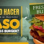 ¿Cómo hacer que compren mi producto? Caso Freshness Burger