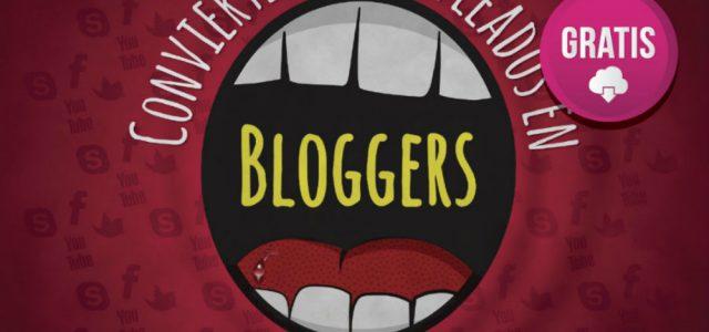 Convierte a tus empleados en bloggers