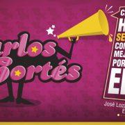 Carlos Cortés, excelente aceptación en Expoelearning 2013