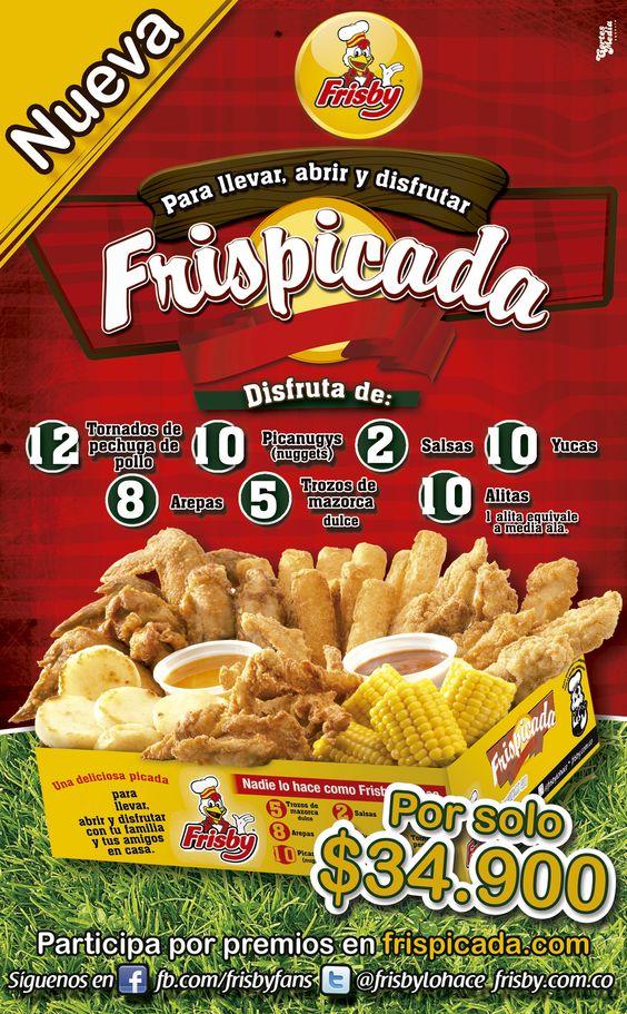Frispicada Frisby