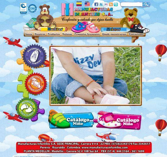 manufacturas infantiles