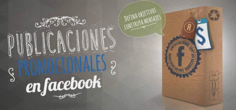 Publicaciones promocionadas de Facebook. Caso: venta de un libro