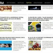 Curso / Taller online de Social Media Marketing destacado en la Revista P&M
