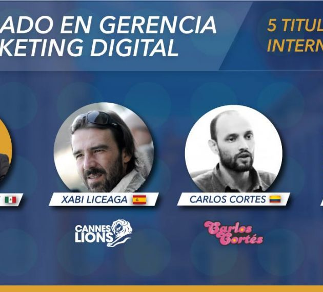 Balance presencia Carlos Cortés Diplomado en Gerencia de marketing Digital