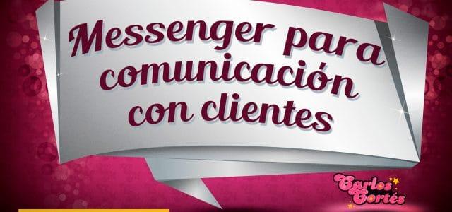 Facebook Messenger como herramienta de comunicación con clientes