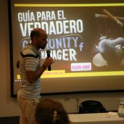Balance presencia Carlos Cortés capacitando empresarios en Cainco (Bolivia)