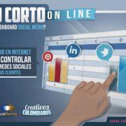 Dashboard social media v 4.0 para monitoreo de redes sociales