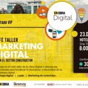 Capacitación en marketing B2B con la Revista En Obra