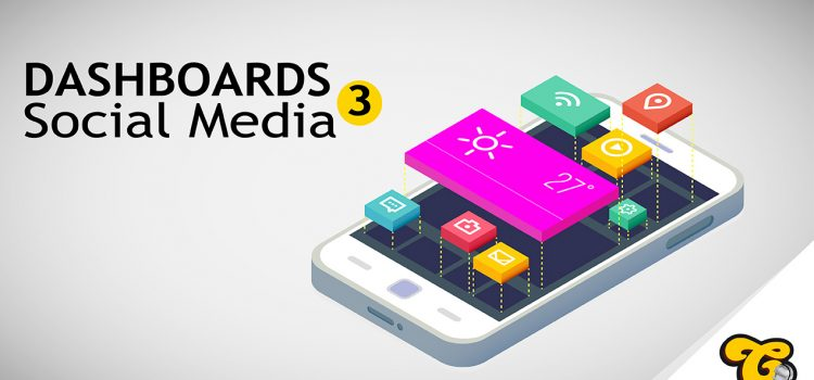 Entrenamiento para la creación de un dashboard social media