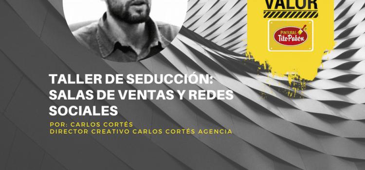 Presentación de Carlos Cortés en Expo En Obra 2017 (video completo)