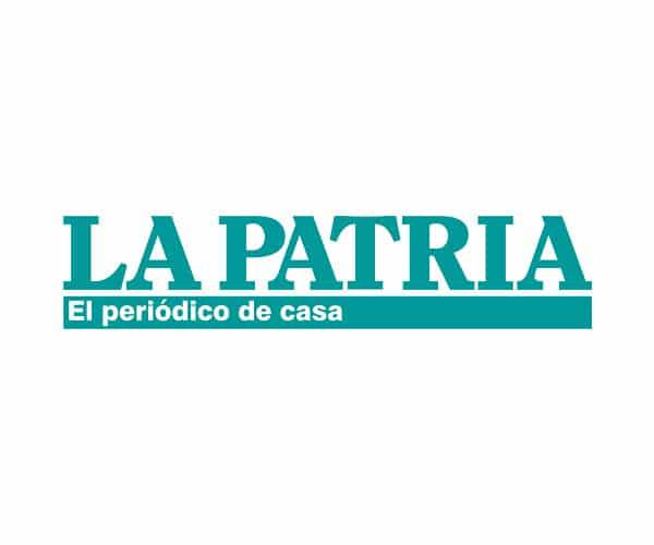 Carlos Cortés en el periódico La Patria