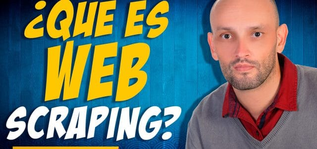 Web scraping con Webscraper.io [ESPAÑOL]
