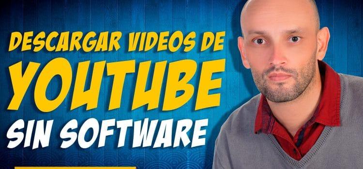 Descargar videos bloqueados de Youtube sin Software