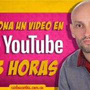 Curso. Posiciona tu video de Youtube en 3 horas