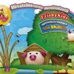 Frisby Kids Diciembre 2009