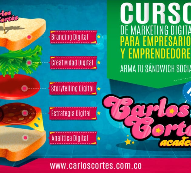 Curso Online de Marketing Digital, 2 cupos gratis