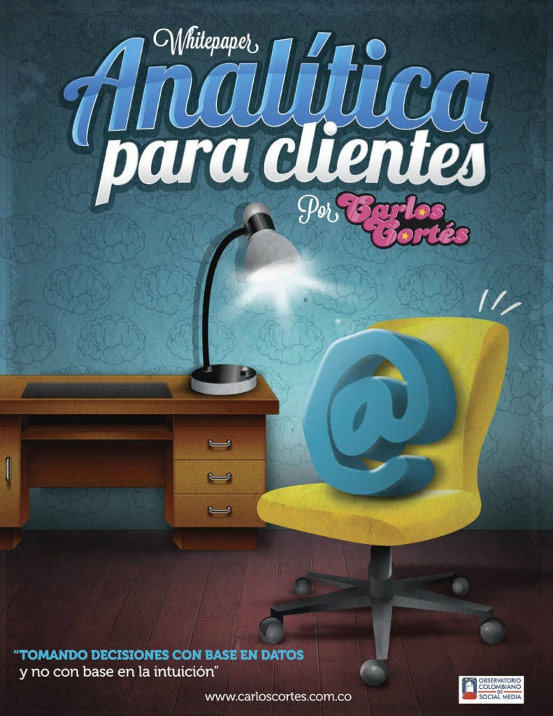 Libro de analítica para clientes