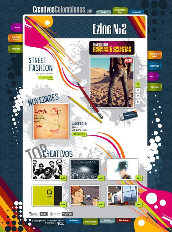 creativos colombianos diseño de páginas web pereira
