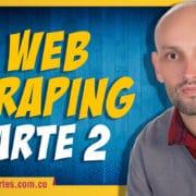 Web scraping parte 2. Paginación [ESPAÑOL]
