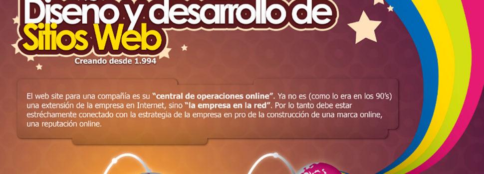 Diseño de páginas web en Pereira, Bogotá y Cali