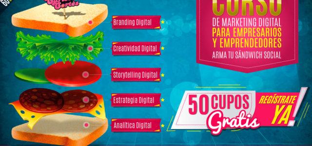 Cursos de marketing digital gratis