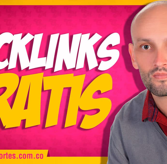 Backlinks GRATIS para SEO