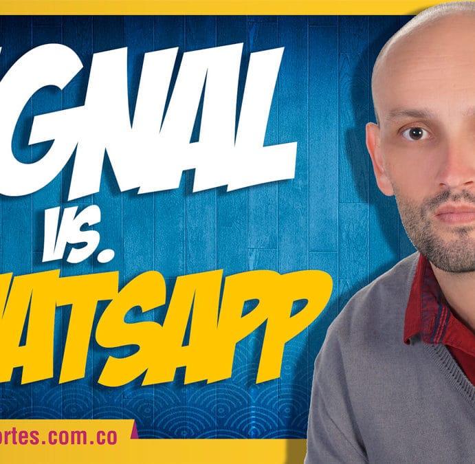 Signal Messenger vs. WhatsApp