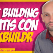 Link Building (backlinks GRATIS) con Linkbuildr